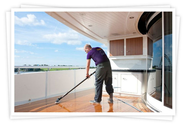 Transient Cleaning