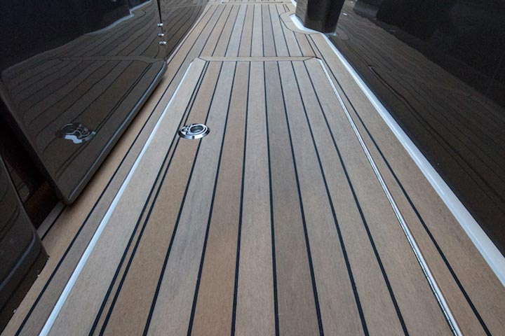 Permateek Decking Close Up