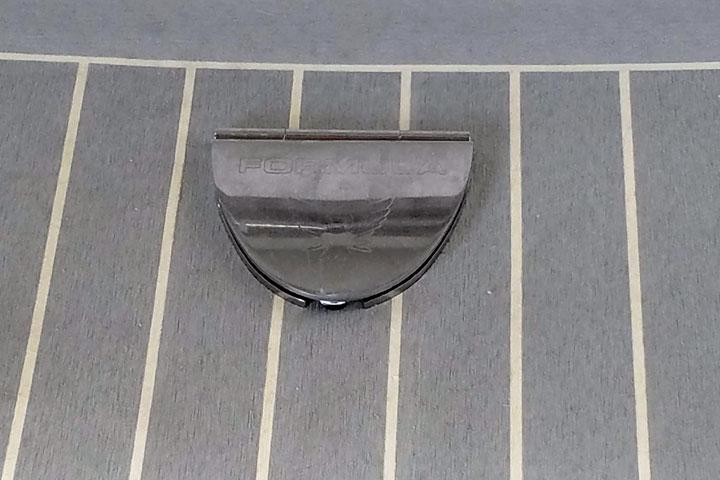 Permateek Decking - Grey with White